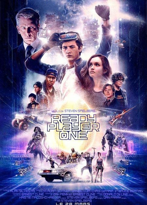 Ready Player One – Spielberg, maître du jeu