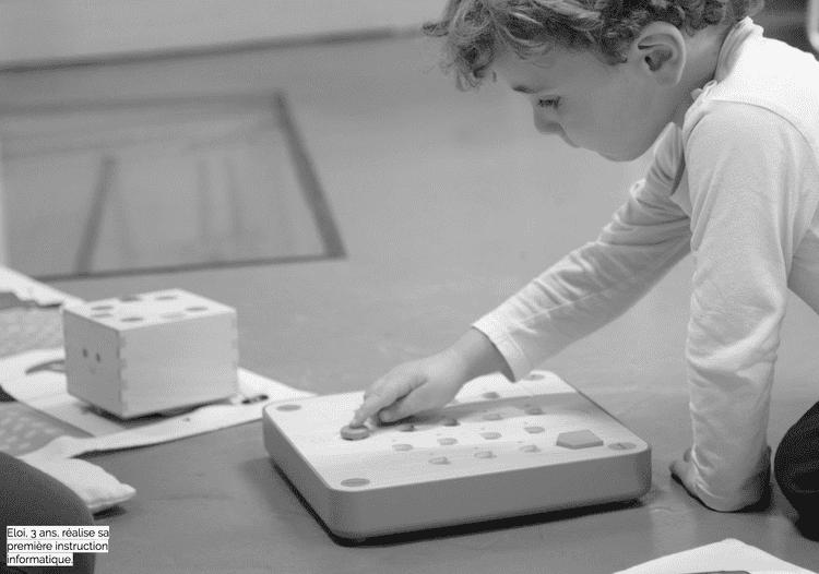 COLORI, apprendre à coder, dès 3 ans, sans écran, dans l'esprit Montessori