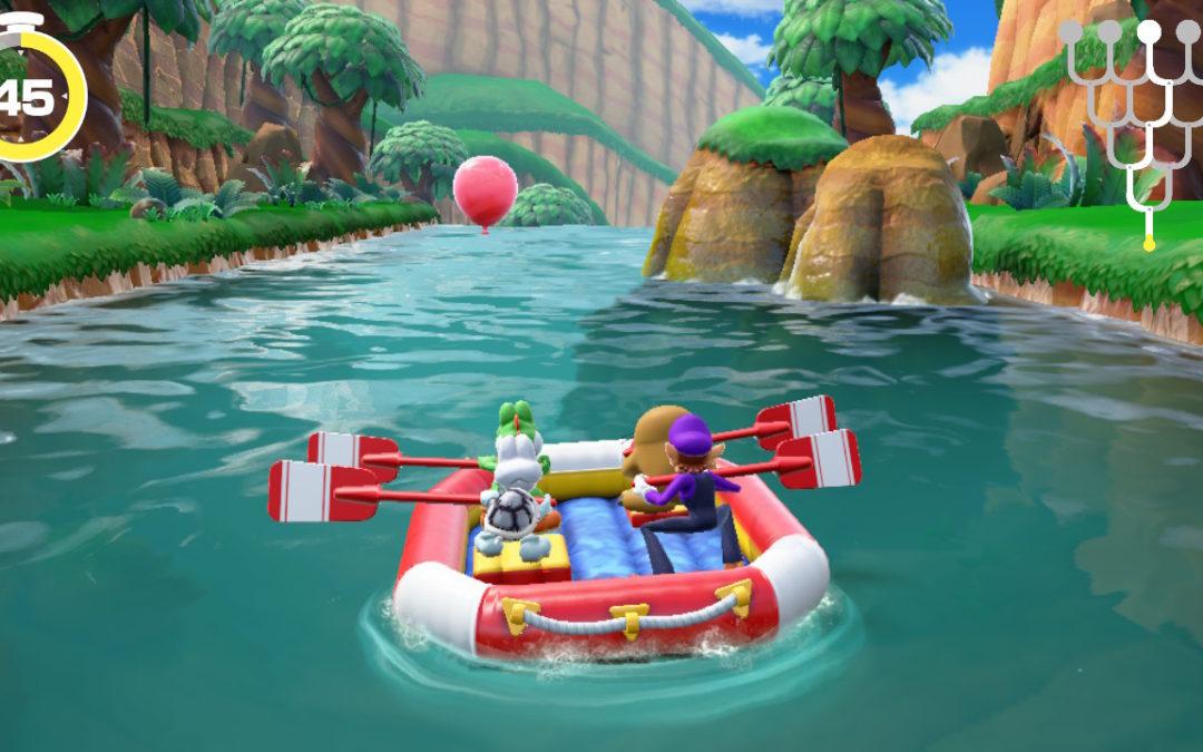 Super Mario Party ou le partage autour de l'écran (Nintendo Switch)