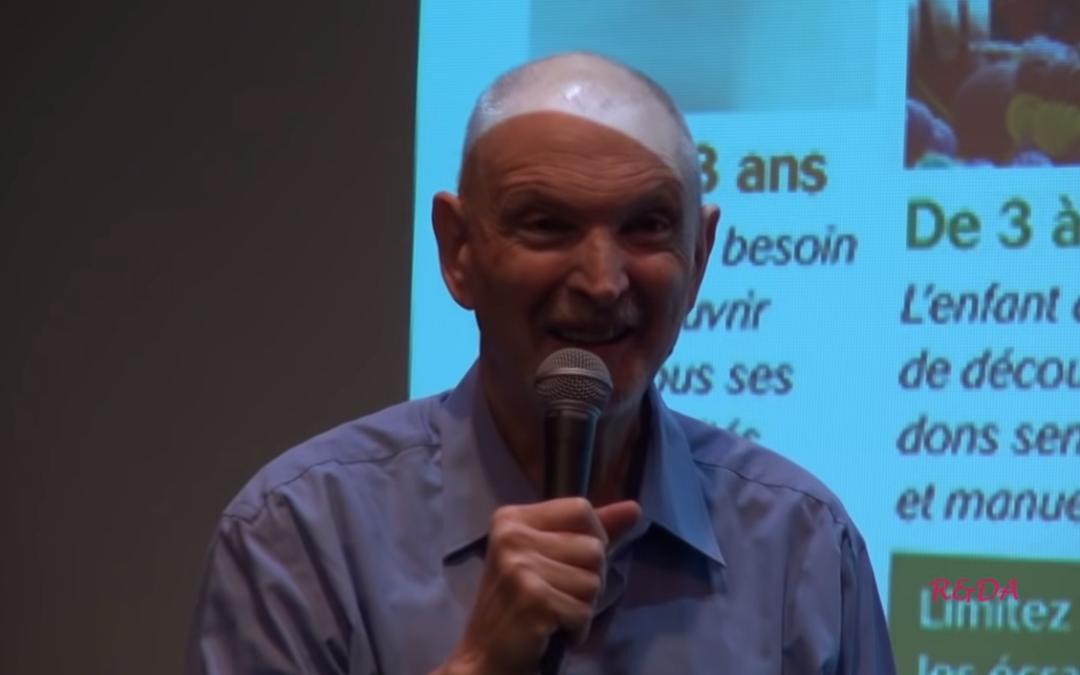 Conférence de Serge Tisseron sur «Les écrans et les enfants»