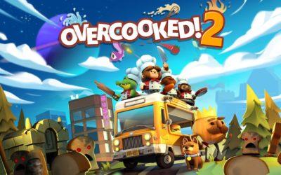 Overcooked 2, la recette d'une bonne soirée