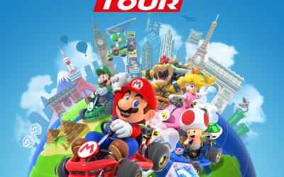 Mario Kart Tour, un monde chatoyant et … payant